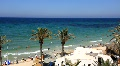 Beach in Sousse, Tunisia Footage