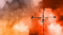Weather Vane Change HD Loop - stock footage