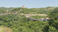 Stock Video Footage of Veliko Tarnovo, Bulgaria