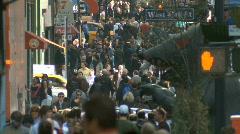 NYC Stock 60i 011 - stock footage
