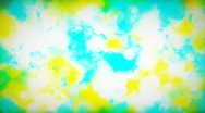Colorful grunge style background (seamless looping) Stock Footage