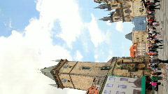 Prague Astronomical Clock 36 Stock Footage
