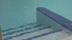 Pool Stock Footage