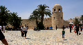 Medina (old town) in Sousse, Tunisia HD Footage