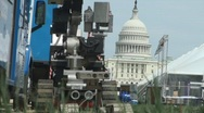Stock Video Footage of iRobot at the Nations Capitol