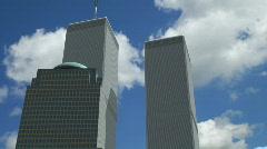 World Trade Center 1080p - stock footage