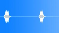 Electric motor, short loud bursts 2 Sound Effect