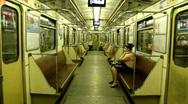 Stock Video Footage of Transit vehicle