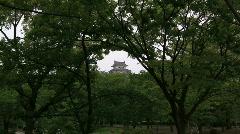 Himeji Castle Stock Footage