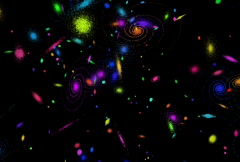 Intergalactic NTSC - stock footage