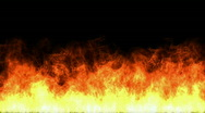 Stock Video Footage of Fire Animated Background,baking,accidents,fuel-oil,gasoline,disaster,destruction