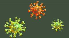 Microbe.  Stock Footage