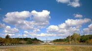 Highway time lapse. 24 fps. Stock Footage
