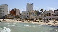 Beach in Sousse, Tunisia HD Footage