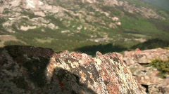 Awesome Views of Mountains  13 Stock Footage