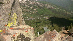 Awesome Views of Mountains  15 Stock Footage