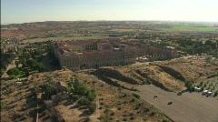 Academia de Infanteria de Toledo - stock footage