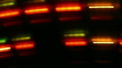 Spinning Carnival Lights 1790 Stock Footage