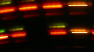 Spinning Carnival Lights 1790 Stock Footage