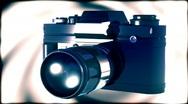 T200 DSLR VSLR video slr HDSLR 1 Stock Footage