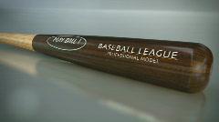 baseball league 1 mjpg - stock footage