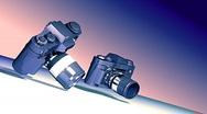 T200 DSLR coolness HDslr vdslr Stock Footage