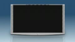 Screen presentation Stock Footage