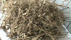 Kava root Stock Footage