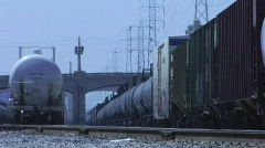 Trains and Tracks 2 Stock Footage