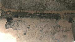 Stock Video Footage of Anasazi Cave Drawing-pan
