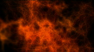 Stock Video Footage of Red Magnetic field,fire background.melting, magma,Design,symbol,idea,creativity,
