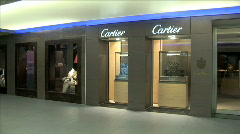 Cartier-zooms Stock Footage