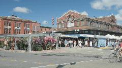 Ottawa Market Part 2 Stock Footage