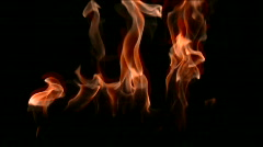 Flames V2 - HD Stock Footage