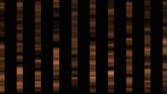 Abstract gold metal matrix,digital golden chain materials,big data wall. Stock Footage