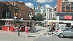 Ottawa Street Stock Footage
