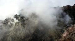 Stock Video Footage of Volcano