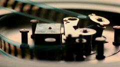Proyector Cine2 Stock Footage