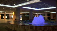 Stock Video Footage of Hotel Fountain-ws-zoom