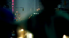 WetCity Stock Footage