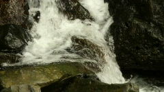 Rocky Stream Stock Footage
