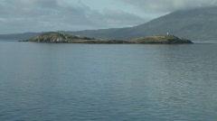 Island beagle channel Stock Footage