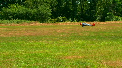 RC model Airplanes  Stock Footage