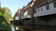 Stock Video Footage of Appingedam