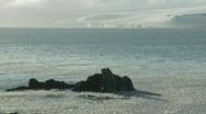 Antarctic landscape Livingston Island 3 Stock Footage