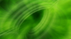 Soft Green Arcs Background Stock Footage