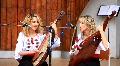 Beautiful twin sisters Footage