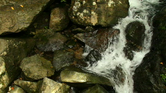Tiny Rapids Stock Footage