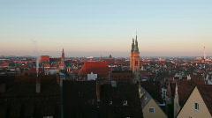 Nuremberg, Germany Stock Footage