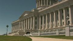 Salt Lake City Capital Building 7 - stock footage